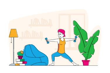 1日4分で体脂肪が激減!【HIITトレーニング】お家で手軽に!